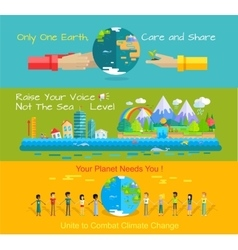 World Environment Day Concept vector image