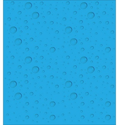 bubbles background vector image