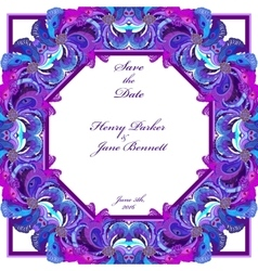 Peacock feathers wedding background Printable vector image