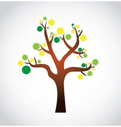 Tree graphic vector image