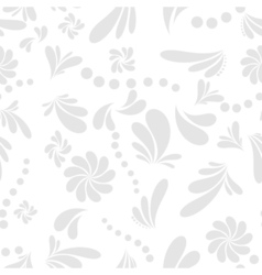 Abstract background white and gray vector