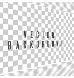 Abstract background with a side perspective vector