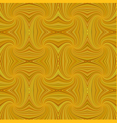 orange seamless psychedelic abstract swirl stripe vector image