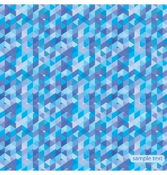 Two abstract lattice seamless patterns in vector