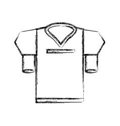 American football wear vector