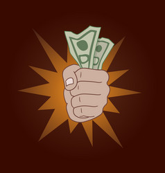 got money vector image