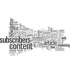 How to boost your traffic and profits with content vector