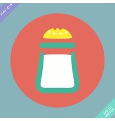 Salt icon - vector image
