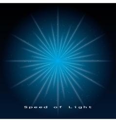 Speed light vector