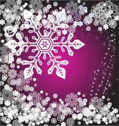 new year Christmas vector image