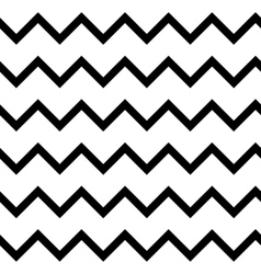Zigzag chevron seamless pattern background vector