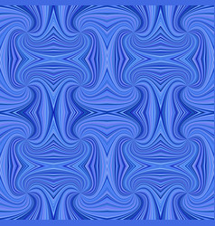 blue seamless psychedelic abstract spiral ray vector image