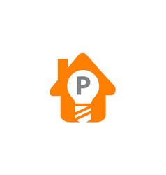 Smart home initial p vector