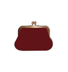 Woman purse vector image