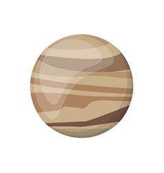 venus planet space image vector image vector image