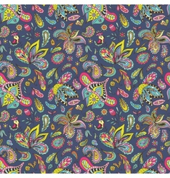 Summer Indian Pattern vector image