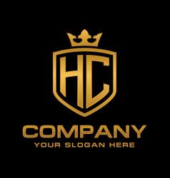 Hc logo vector
