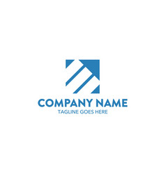 Accounting and finance logo vector