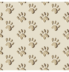 animal prints seamless pattern vector image
