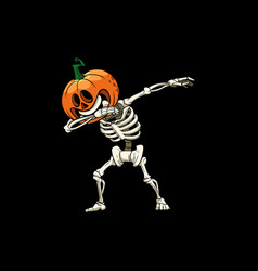 Pumpkin dub vector