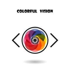 Eye icon icon art icon web vector