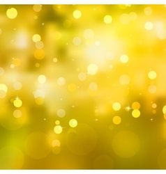 Glittery yellow Christmas background EPS 10 vector