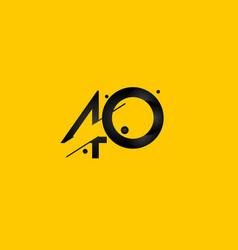 40 years anniversary celebration gradient yellow vector