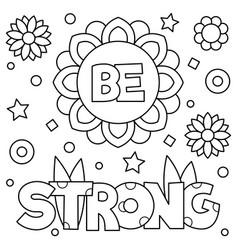 Quotes Coloring Pages Vector over 500