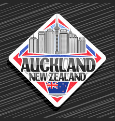 Logo for auckland vector