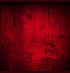 dark luxury grunge red poster vector image