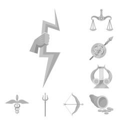 Design ancient and culture symbol vector