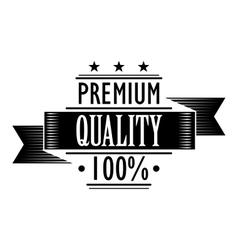 Premium Quality 100 percent vector image