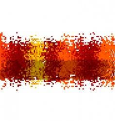 data stream vector image vector image