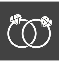 Diamond Rings vector