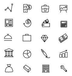 IOS and Android Icons 13 vector