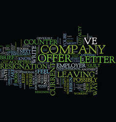 The only way to resign text background word cloud vector