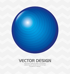 gym time design vector image