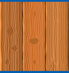 Texture of wooden boards vector