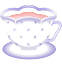 Teacup vector