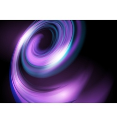 Abstract background swirl vector