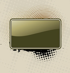 abstract art vector image vector image