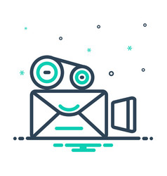 Video mailing vector
