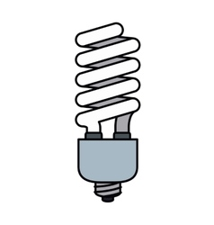 saver bulb drawn isolated icon design vector image