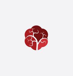 Tumor logo symbol icon vector