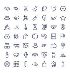 49 logo icons vector
