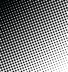 abstract dotted background halftone effect 2 vector image