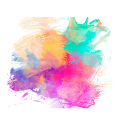 modern abstract colorful background design vector image