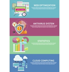 Antivirus system cloud computing statistics vector