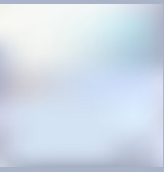 background with blurred objects abstraction in vector image