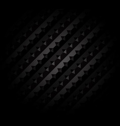 black abstract with geometric vector image